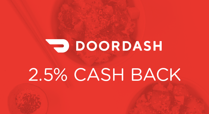 Doordash Discount 2018 & 2 5% Cash Back Sc 1 St Ibotta