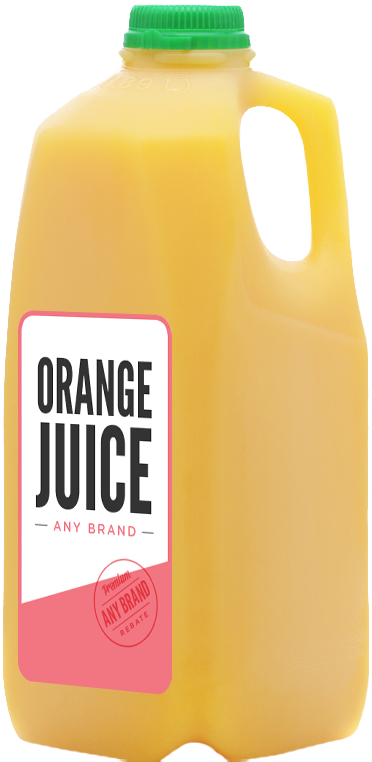 Orange Juice - Any Brand