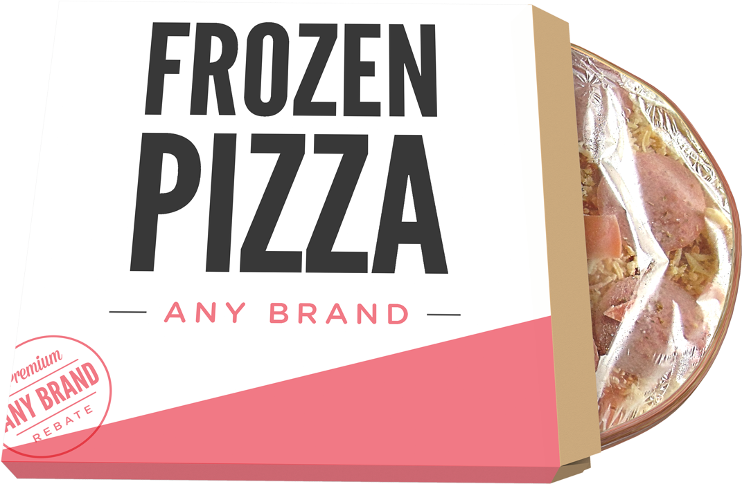 Frozen Pizza - Any Brand