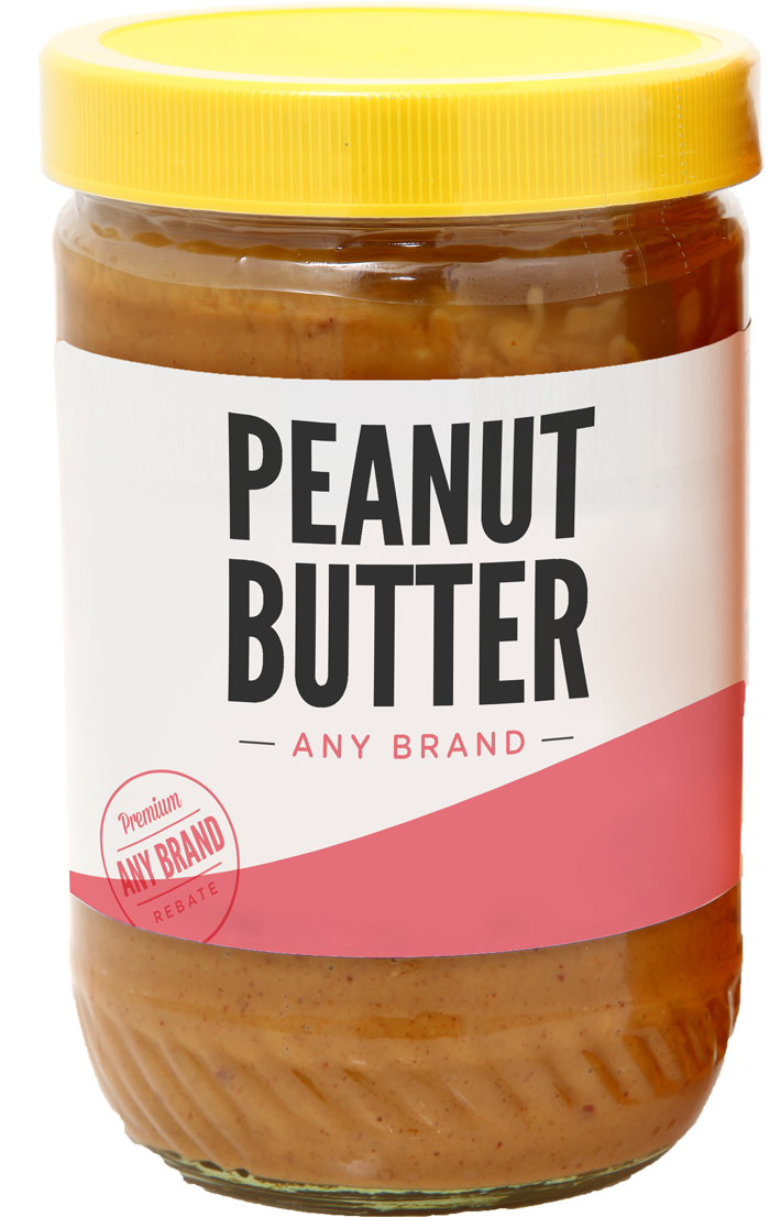 Peanut Butter - Any Brand
