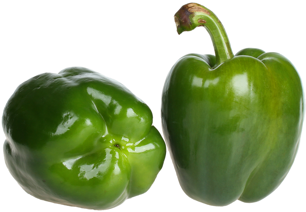Green Bell Peppers - Any Brand