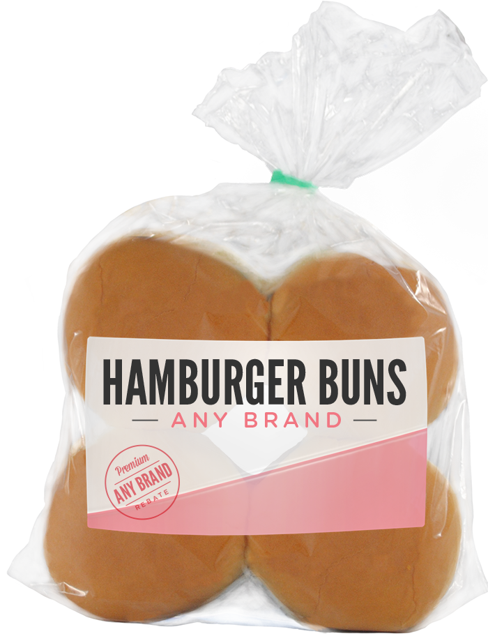 Hamburger Buns - Any Brand