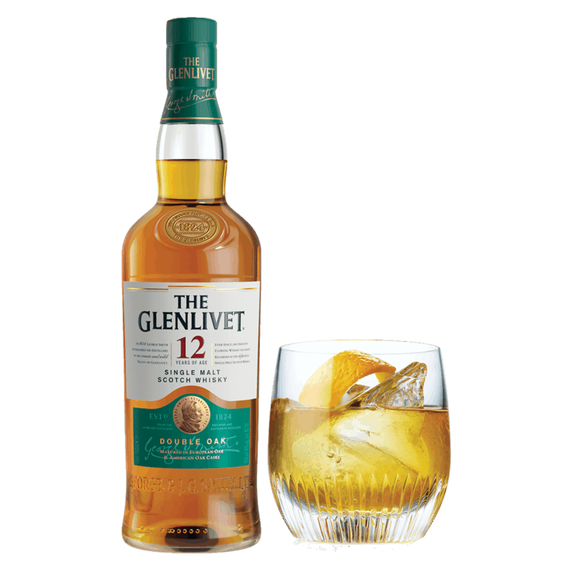 $6.00 for The Glenlivet Scotch Whisky. Offer available at Any Restaurant, Any Bar.