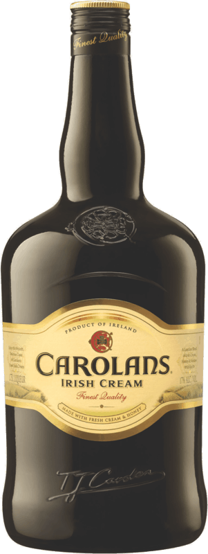 $6.00 for Carolans® Irish Cream. Offer available at multiple stores.
