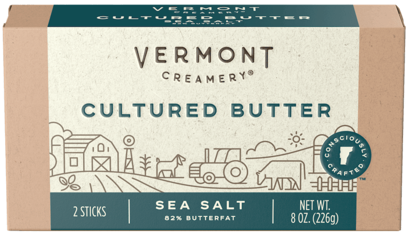 $1.00 for Vermont Creamery® Cultured Butter (expiring on Sunday, 05/03/2020). Offer available at multiple stores.