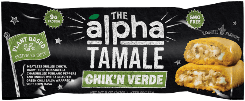 $1.00 for The Alpha™ Tamale (expiring on Thursday, 07/02/2020). Offer available at multiple stores.