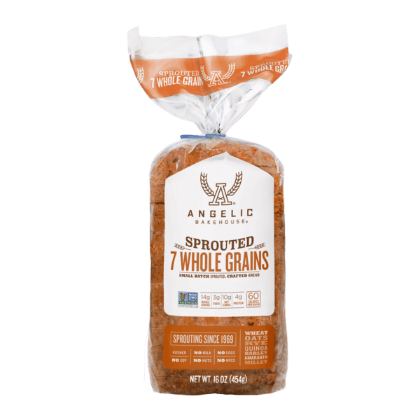 $1.00 for Angelic Bakehouse® Sprouted 7-Grain Bread (expiring on Wednesday, 10/02/2019). Offer available at Costco.