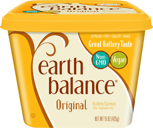 $0.75 for Earth Balance® (expiring on Friday, 11/02/2018). Offer available at Whole Foods Market®.