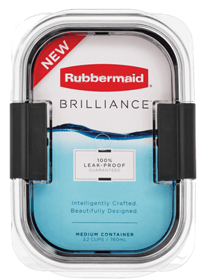 $2.00 for Rubbermaid® BRILLIANCE™. Offer available at multiple stores.