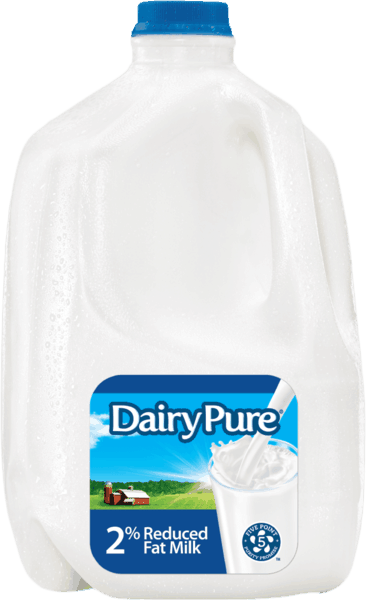 $1.00 for DairyPure® Milk. Offer available at multiple stores.