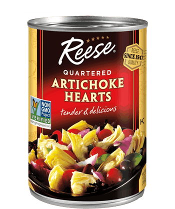 $0.50 for Reese® Artichoke Hearts (expiring on Tuesday, 10/31/2017). Offer available at multiple stores.