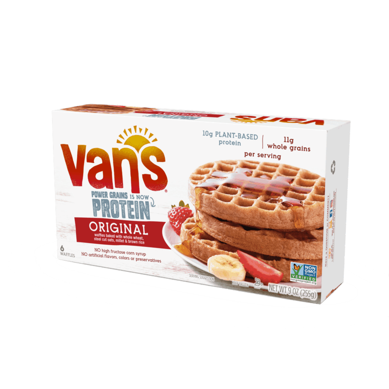 $0.50 for Van's Waffles (expiring on Monday, 11/02/2020). Offer available at Whole Foods Market®.