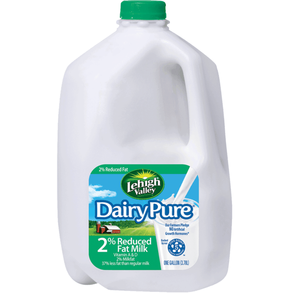 $0.55 for Lehigh Valley DairyPure® Milk (expiring on Tuesday, 10/24/2017). Offer available at Giant (DC,DE,VA,MD).