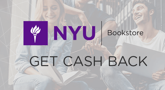 $0.00 for NYU (expiring on Wednesday, 04/30/2025). Offer available at eFollett.