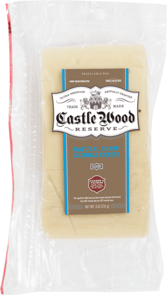 $0.25 for Castle Wood Reserve® Cheese (expiring on Sunday, 12/31/2017). Offer available at Walmart.