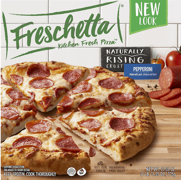 $0.75 for Freschetta® Pizza (expiring on Saturday, 03/02/2019). Offer available at multiple stores.