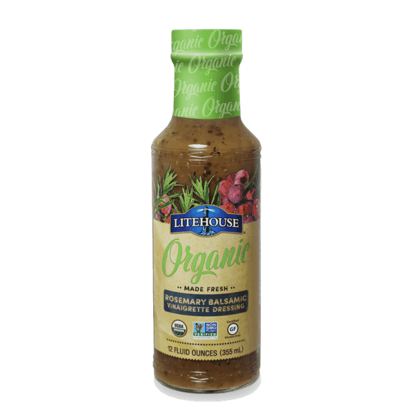 $0.75 for Organic Dressing by LITEHOUSE® (expiring on Sunday, 06/02/2019). Offer available at multiple stores.