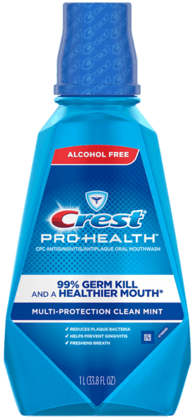 $1.50 for Crest® Pro-Health Multi-Protection Mouthwash (expiring on Sunday, 11/26/2017). Offer available at multiple stores.