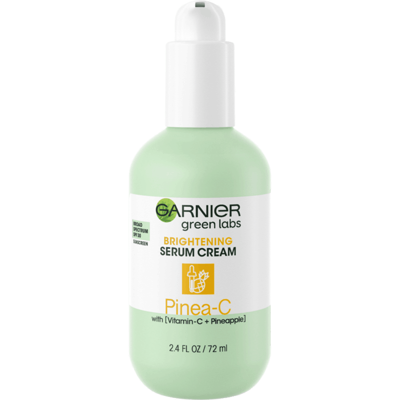 $4.00 for Garnier Green Labs Serum Cream (expiring on Monday, 05/31/2021). Offer available at Walmart, Walmart Pickup & Delivery.