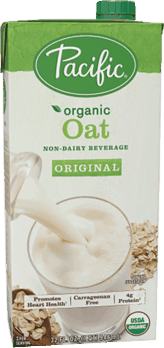 $0.50 for Pacific Foods™ Coconut, Hemp or Oat Non-Dairy Beverage (expiring on Wednesday, 05/02/2018). Offer available at multiple stores.