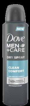 Dove® Men+Care Dry Spray