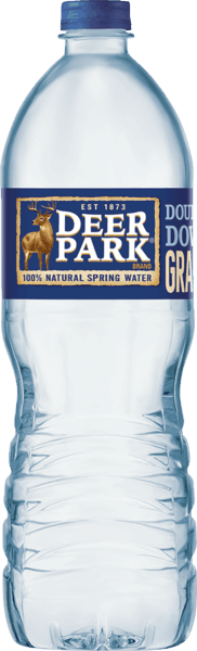 $0.50 for Deer Park® Brand 100% Natural Spring Water  (expiring on Friday, 03/02/2018). Offer available at Walmart.