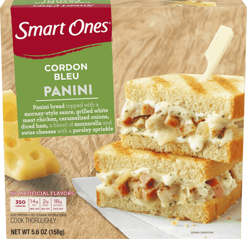 $0.50 for Smart Ones® Paninis (expiring on Tuesday, 10/15/2019). Offer available at multiple stores.