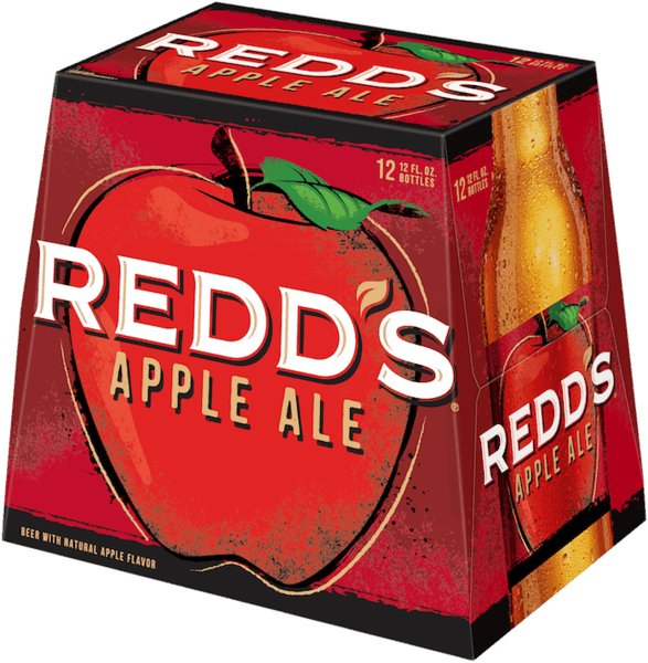 $3.00 for REDD'S® Apple Ale. Offer available at multiple stores.