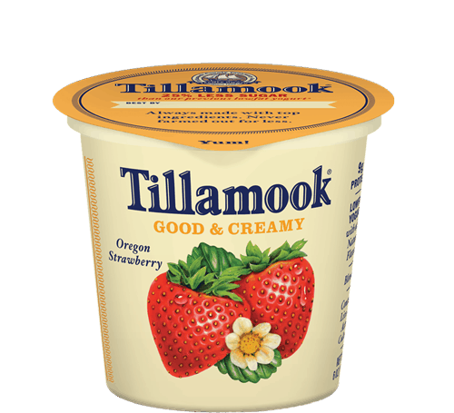 $0.25 for Tillamook® Good & Creamy Lowfat Yogurt (expiring on Saturday, 09/23/2017). Offer available at multiple stores.