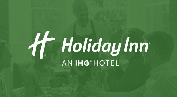 $0.00 for Holiday Inn (expiring on Thursday, 10/03/2019). Offer available at InterContinental Hotels Group.
