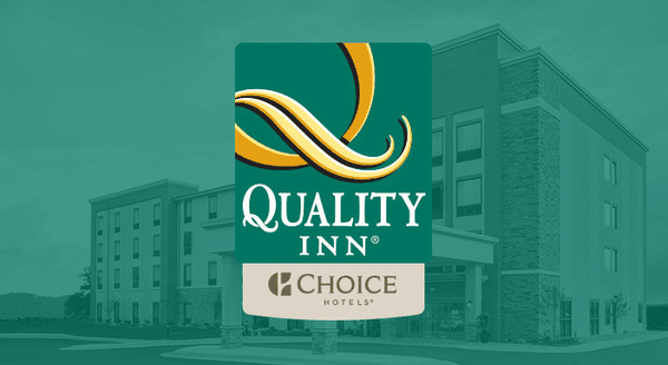 $0.00 for Quality Inn (expiring on Wednesday, 01/15/2025). Offer available at Choice Hotels.