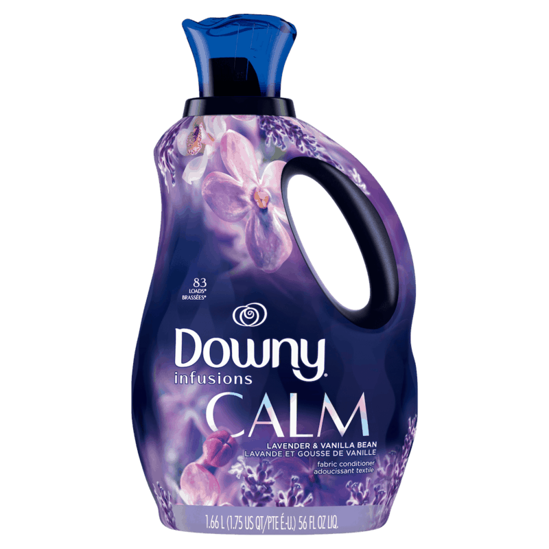 $0.75 for Downy Infusions Liquid Fabric Conditioner (expiring on Friday, 12/11/2020). Offer available at Walmart, Walmart Grocery.