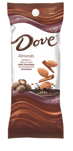 $0.50 for DOVE® Chocolate-Covered and Dusted Nuts (expiring on Wednesday, 12/20/2017). Offer available at Walmart.