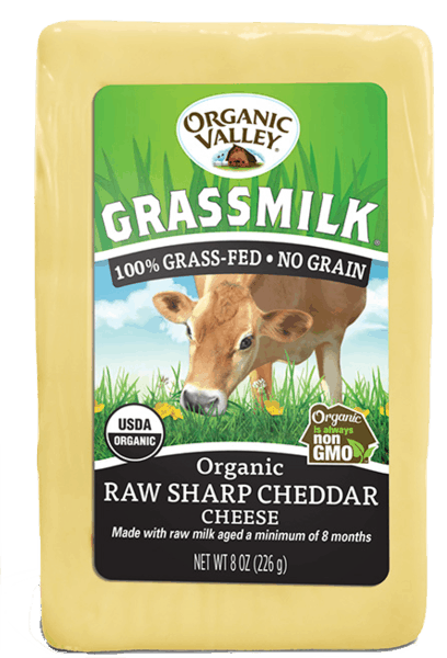 $1.00 for Organic Valley® Grassmilk Cheddar Cheese (expiring on Thursday, 05/02/2019). Offer available at Whole Foods Market®, Natural Grocers, Sprouts Farmers Market.