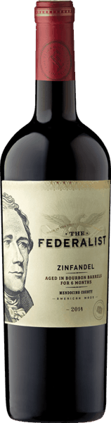 $3.00 for Federalist Zinfandel Bourbon Barrel Aged. Offer available at multiple stores.
