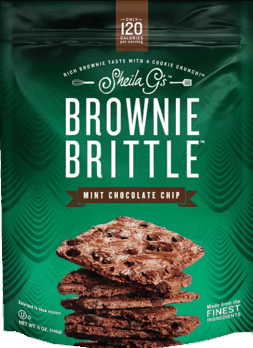 $1.00 for Brownie Brittle™ Mint Chocolate Chip (expiring on Monday, 04/02/2018). Offer available at multiple stores.