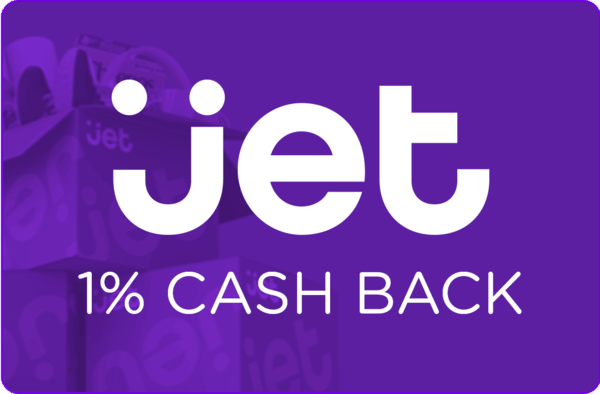 $0.00 for Jet (expiring on Thursday, 03/08/2018). Offer available at Jet.