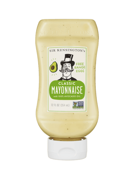 $2.00 for Sir Kensington's Avocado Oil Classic Mayonnaise. Offer available at Walmart.