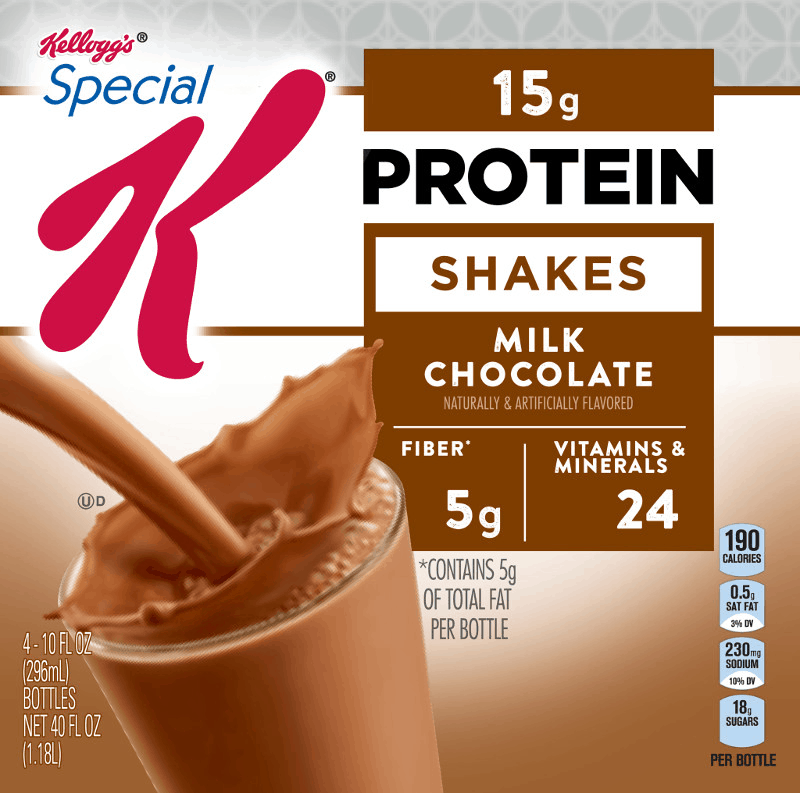 $1.50 for Special K® Protein Shakes. Offer available at multiple stores.