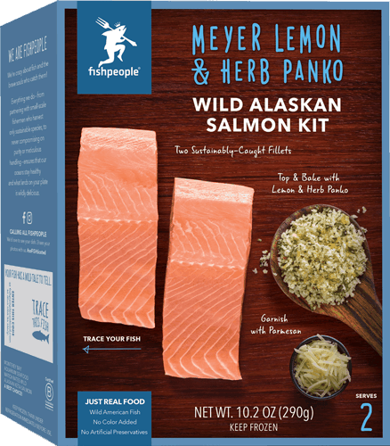 $1.50 for Fishpeople™ Seafood Kits (expiring on Sunday, 09/02/2018). Offer available at multiple stores.
