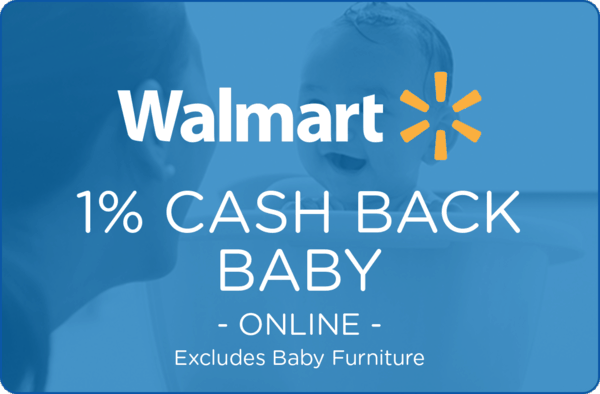 $0.00 for Walmart.com Baby (expiring on Wednesday, 04/01/2020). Offer available at Walmart.com.