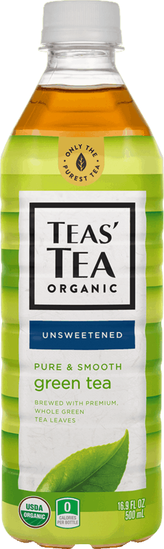 $0.50 for Teas' Tea Organic (expiring on Monday, 08/23/2021). Offer available at multiple stores.