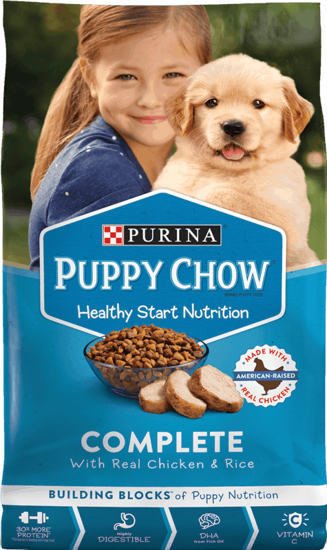 $0.75 for Purina Puppy Chow Dry Puppy Food (expiring on Sunday, 08/02/2020). Offer available at multiple stores.