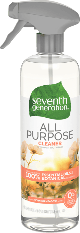 $1.00 for Seventh Generation™ Household Cleaners (expiring on Sunday, 02/02/2020). Offer available at multiple stores.