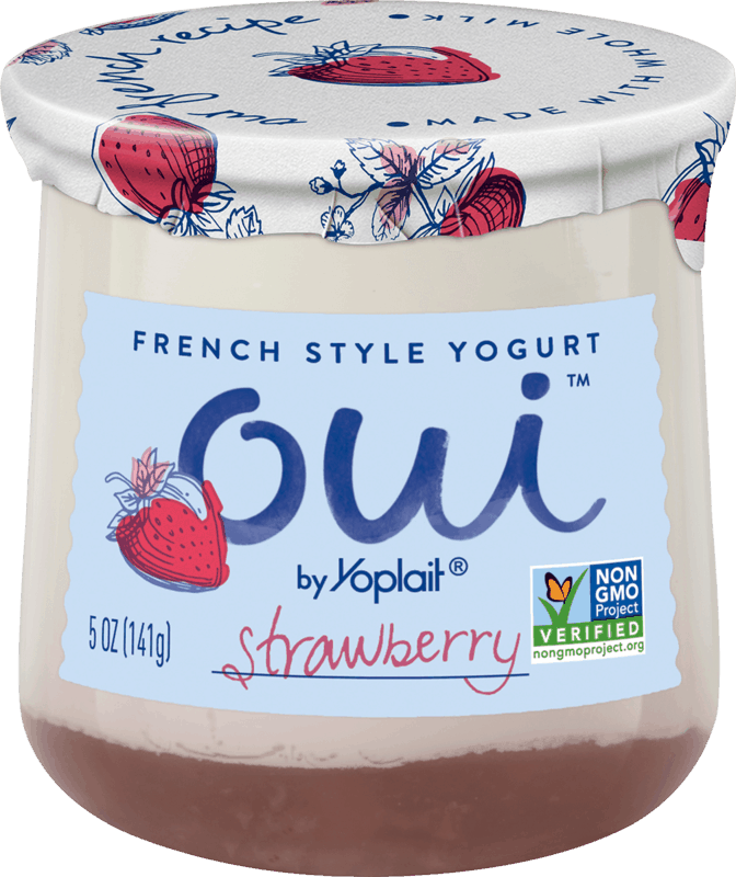 $0.25 for Oui by Yoplait French Style Yogurt (expiring on Monday, 09/20/2021). Offer available at Walmart, Walmart Pickup & Delivery.