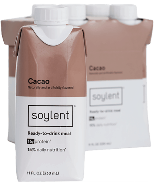 $1.00 for Soylent Multi-Pack (expiring on Wednesday, 10/02/2019). Offer available at Target, Walmart, H-E-B.