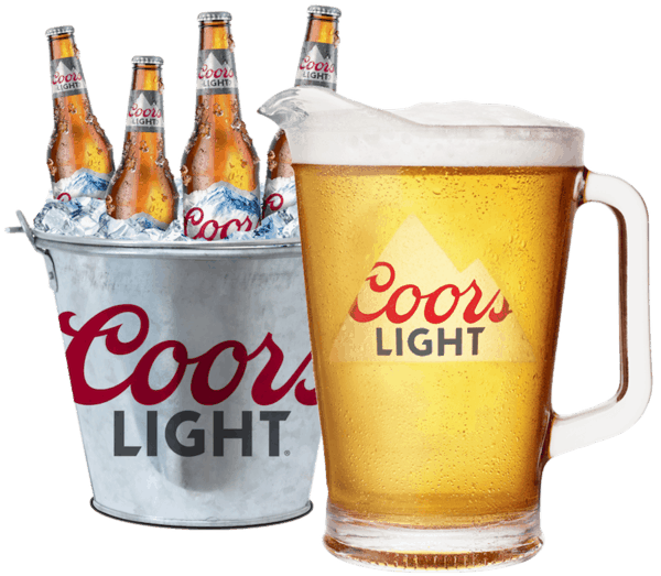$4.00 for Coors Light®. Offer available at Buffalo Wild Wings, Any Restaurant, Any Bar.