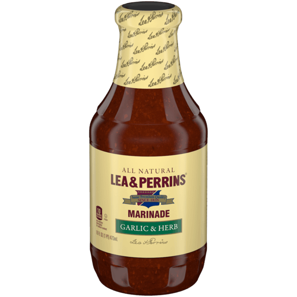 $1.00 for Lea & Perrins® Marinade (expiring on Tuesday, 04/02/2019). Offer available at Walmart, Meijer, H-E-B, Hy-Vee.