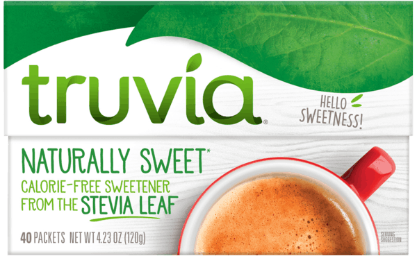 $0.55 for Truvia® Natural Sweetener (expiring on Wednesday, 10/25/2017). Offer available at multiple stores.
