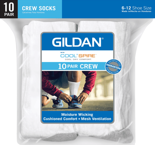 $2.00 for Gildan® Men's Socks (expiring on Saturday, 11/11/2017). Offer available at Target.